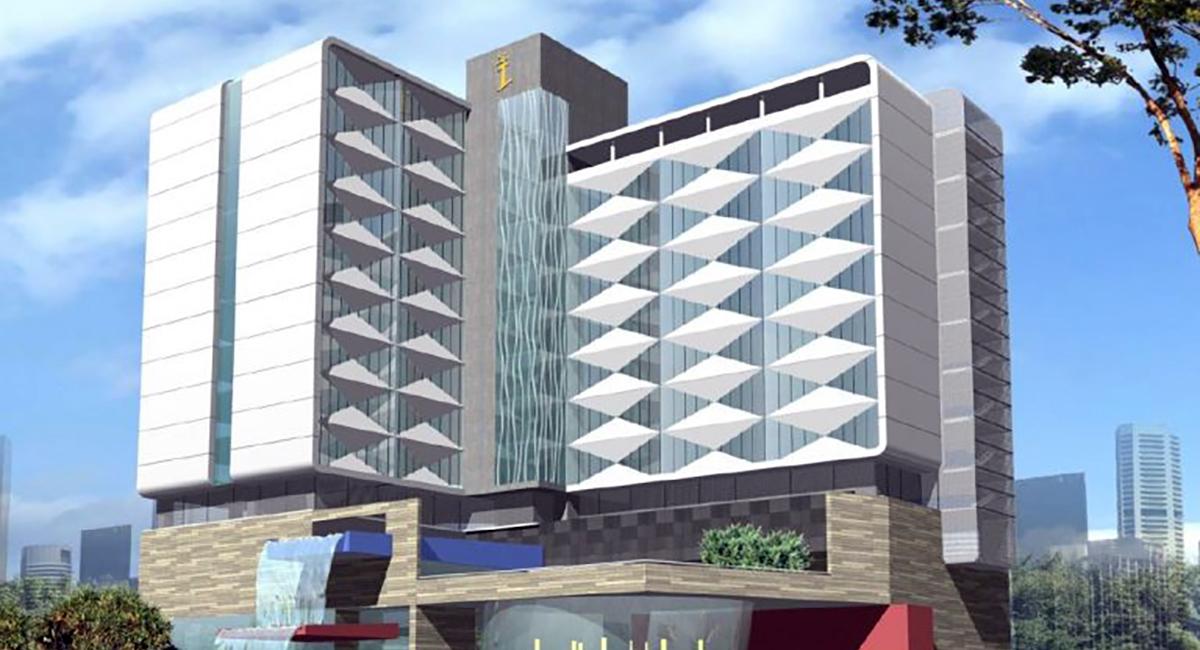 Trehan IRIS Star Hotel