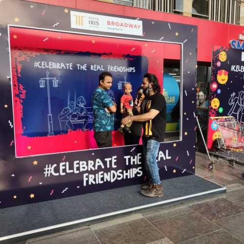 Friendship Day - Trehan IRIS - 5